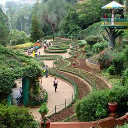 Satpuda Botanical Garden in Nagpur