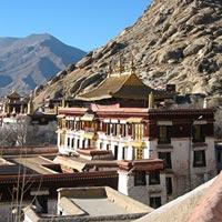 Sera Monastery in