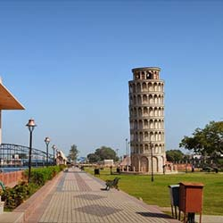 Seven Wonders Park in Kota