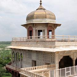 Shah Burj in Agra