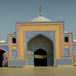 Shah Jahan's Mosque in Ajmer
