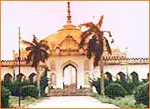 Shah Najaf Imambara in Lucknow