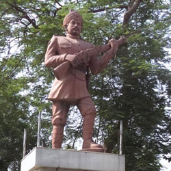 Shahid Smarak in Meerut