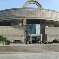 Shanghai Museum in Shanghai
