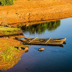 Sharavati River in Shimoga