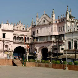 Shaukat Mahal And Sadar Manzil in Bhopal