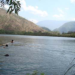 Shilloi Lake in Kohima