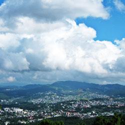 Shillong Peak in Shillong