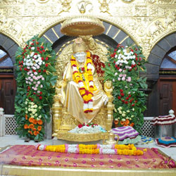 Shirdi Sai Baba Temple in Shirdi