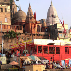 Shitala Temple in Varanasi
