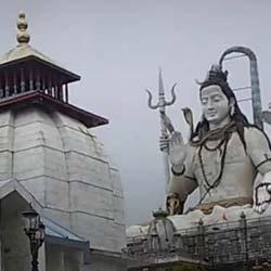 Shiva Mandir in Ravangla