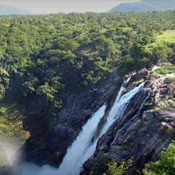 Shivsamudra Waterfalls in Mysore