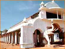 Shri Bhagavati Temple in Goa City