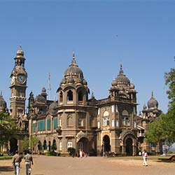 Shri Chhatrapati Shahu Museum in Kolhapur