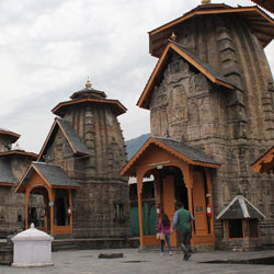 Shri Hari Rai Temple in Chamba