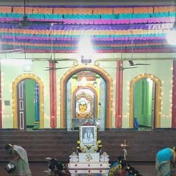 Shri Kalika Devi Temple in Goa City