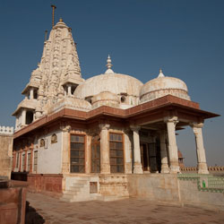 Shri Laxminath Temple in Bikaner