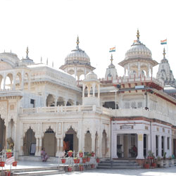 Shri Mahavirji Temple in Madhopur