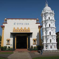 Shri Ramnath Temple in Goa City