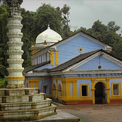 Shri Saptakoteshwar Temple in Goa City