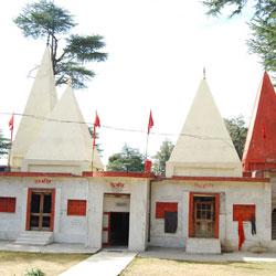 Sidh Baba Ka Mandir in Chail