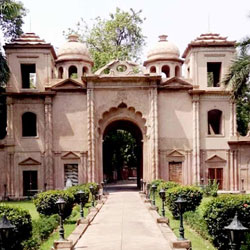 Sikandar Bagh in Lucknow