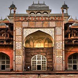 Sikandara in Agra