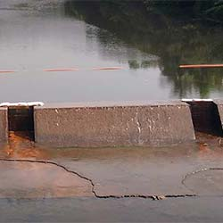 Sindhrot Check Dam in Gandhinagar