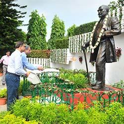 Sir Dorabji Tata Park in Jamshedpur