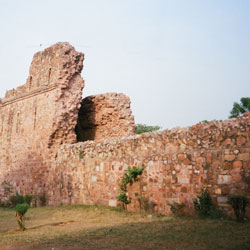 Siri Fort in New Delhi