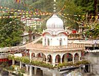 Sis Ganj Gurdwara in Delhi