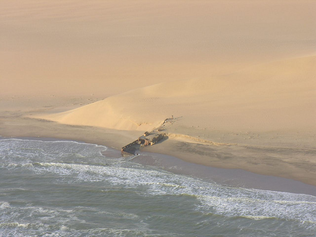 Skeleton Coast in Kunene