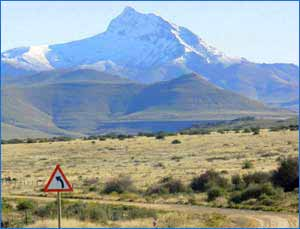 Sneeuberg in Western Cape