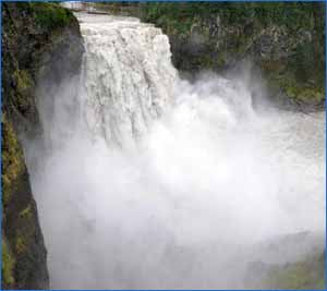 Snoqualmie Falls in Nebraska
