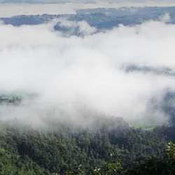 Sohpetbneng Peak in Shillong