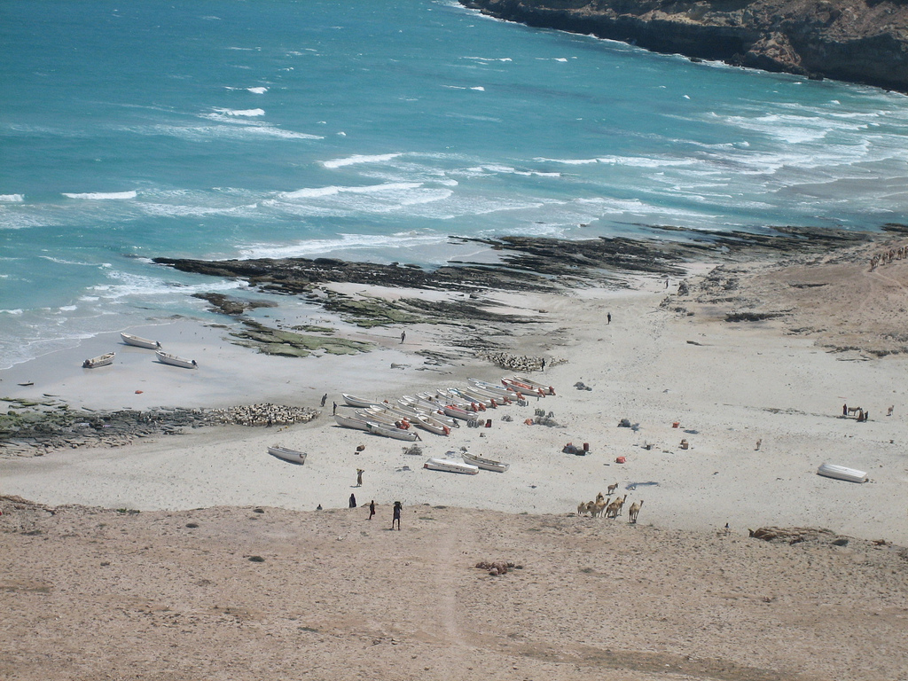 Somali Beaches in Hobyo