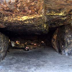 Sonabhandara Caves in Rajgir