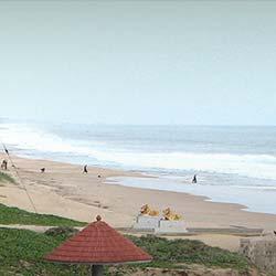 Sothavilai Beach in Kanyakumari