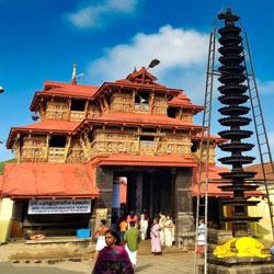 Sree Poornathrayeesa Temple in Ernakulam