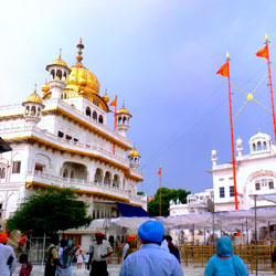 Sri Akal Takht in