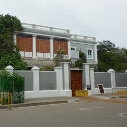 Sri Aurobindo Ashram in Pondicherry