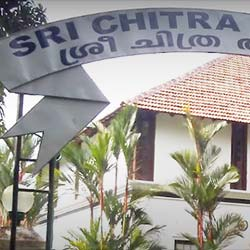 Sri Chitra Art Gallery in Trivandrum