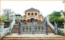 Sri Devaki Krishna Temple in Goa City
