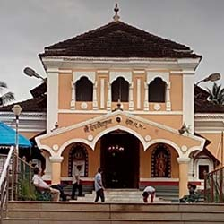 Sri Devaki Krishna Temple in Goa