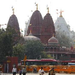 Sri Digambar Jain Lal Mandir in Delhi