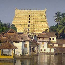 Sri Padmanabhaswamy Temple in Trivandrum