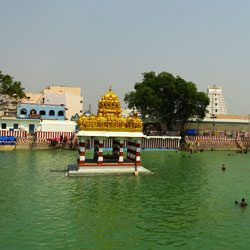 Sri Padmavathi Ammavari Temple in Tirupati