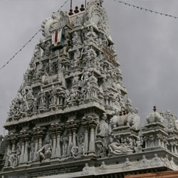 Sri Parthasarathy Temple in Chennai