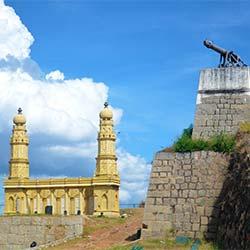 Srirangapatna Fort in Srirangapatna
