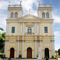 St. Mary's Church in Negombo